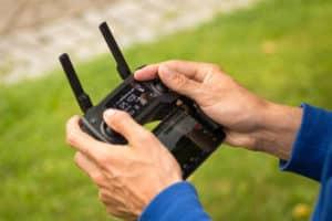 radiocommande mavic pro