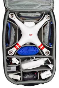 étui de protection pour un drone