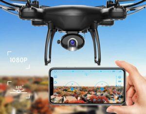 Caméra du drone Snaptain SP650