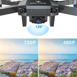 caméra du drone Snaptain A15