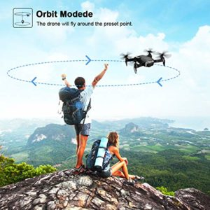 eachine e511s : mode orbite
