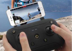 drone jjrc x12 radiocommande