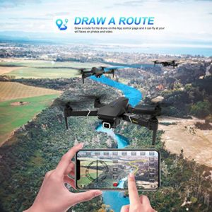 Mode waypoint de l'Eachine e520s