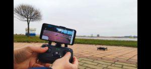radiocommande du drone jjrc x12