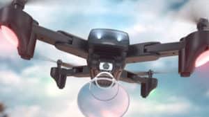 caméra du drone snaptain SP500