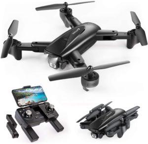 Drone et télécommande du Snaptain SP500