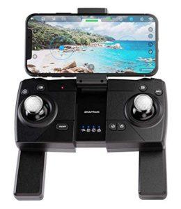 Radiocommande du drone Snaptain SP500