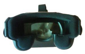 Intérieur du masque ev800d