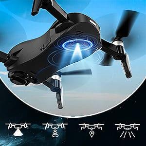Capteur sous le drone Eachine EX4