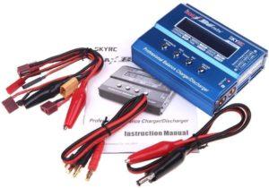 Présentation de l'imax b6 avec ses câbles